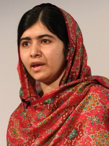 Amazing Moment for Women this Year: Malala Yousafzai Receives Nobel Peace Prize