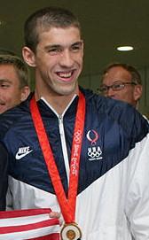 Michael Phelps: Olympian Ready for Rehab
