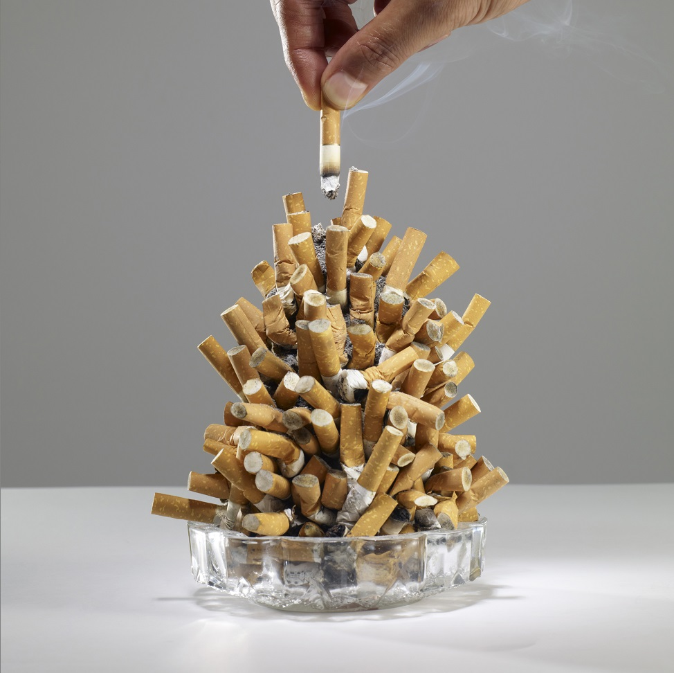 Philip Morris Tobacco Company Giving Up the Smoking Business?