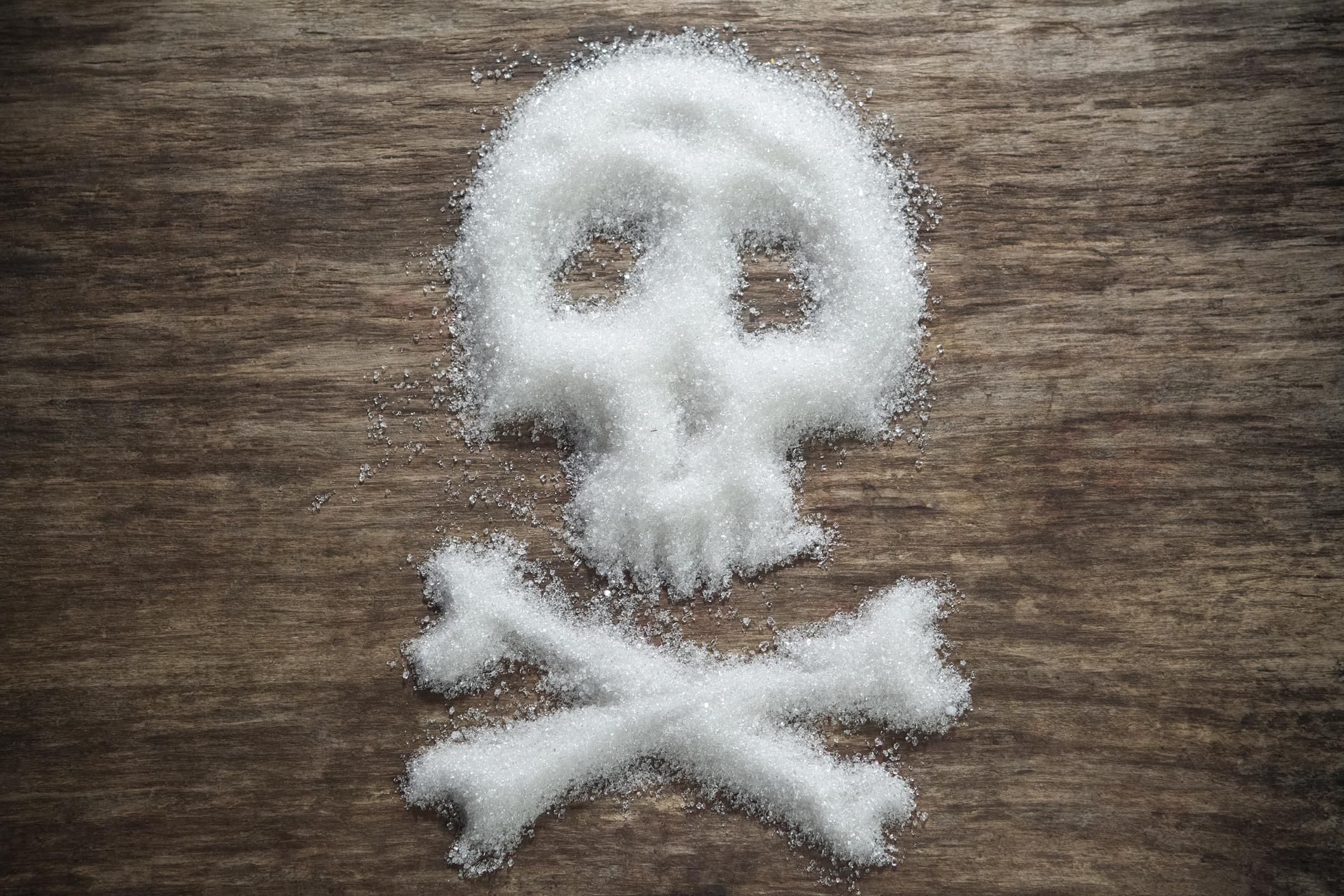 6 Ways to Detox From Sugar Addiction