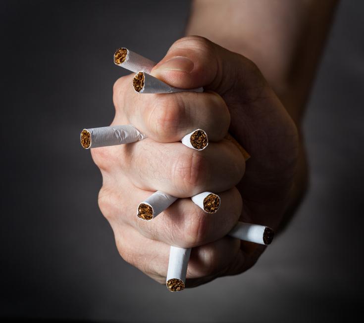 Smoking Rates Hit Record Low